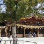 2018年3月寒川神社